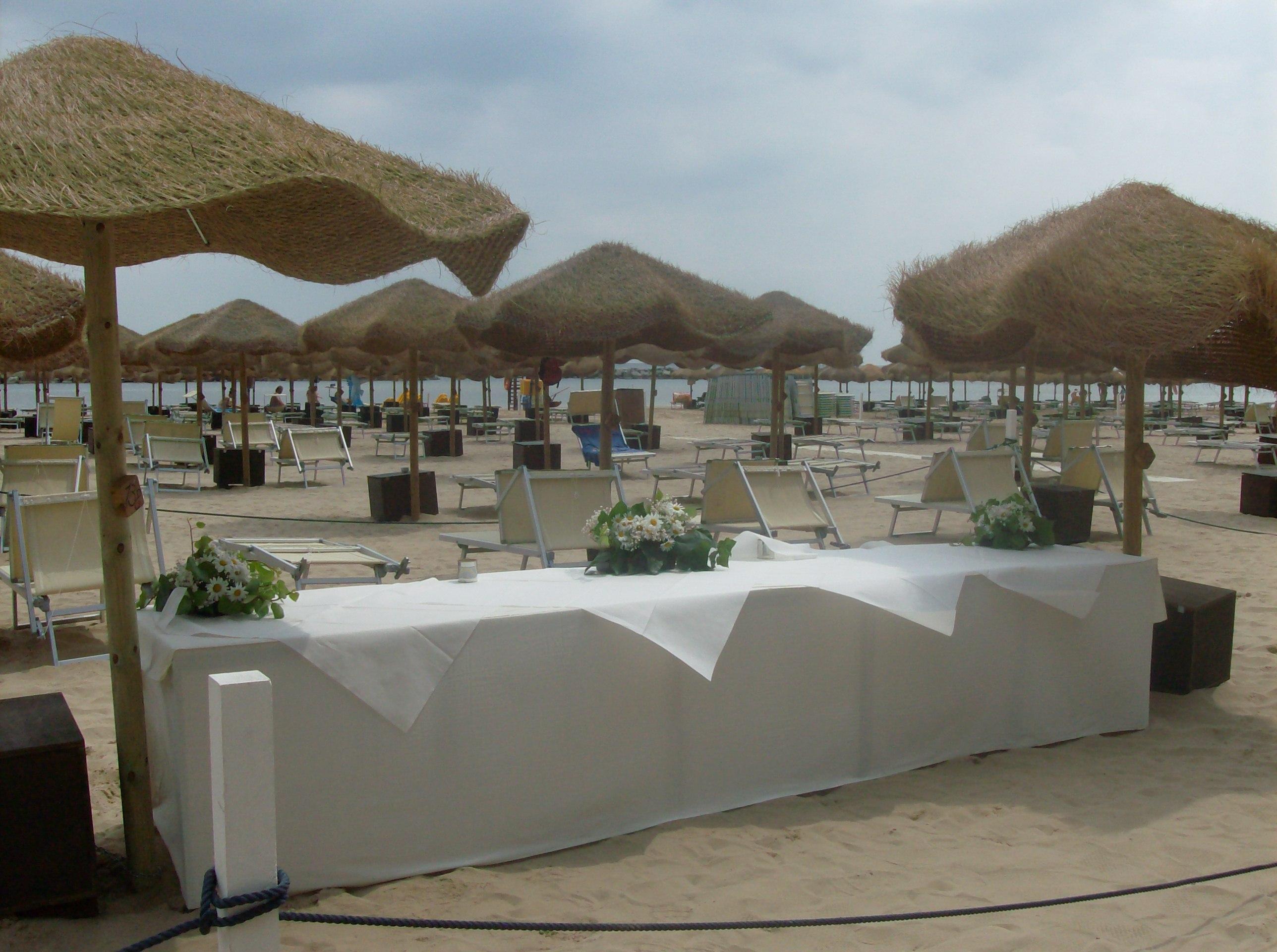 Matrimonio Spiaggia Pesaro : Eventi